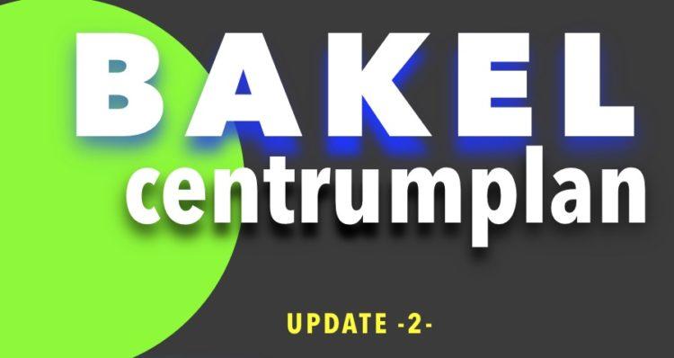 Het centrumplan Bakel update 2