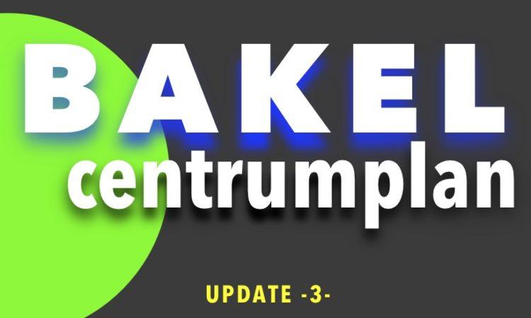 Het centrumplan Bakel update 3