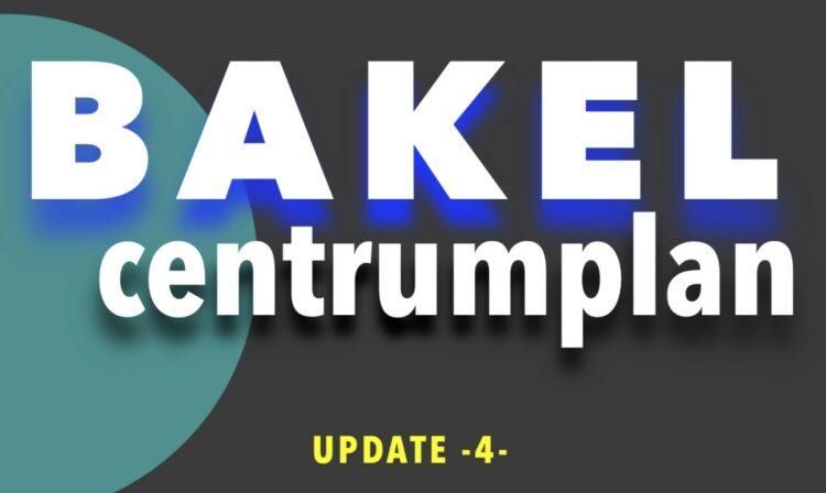 Het centrumplan Bakel update 4